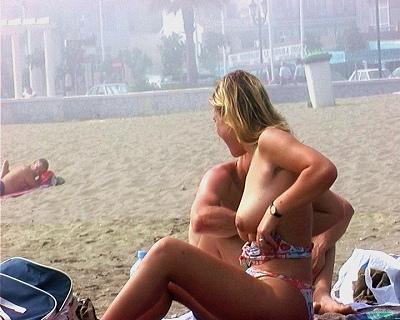 topless beach web cam